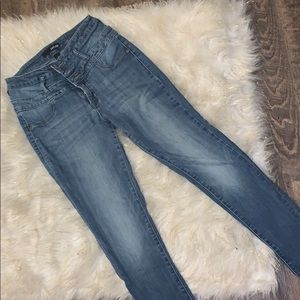 Charlotte Russe jeans.